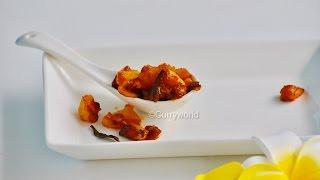 Kerala Potato Mezhukkupuratti/Urulakizhangu Upperi /Potato Stir Fry-Recipe no 112