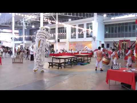3rd Coffee Tree Charity  Lion Dance Championship 2017 - Part 2of2