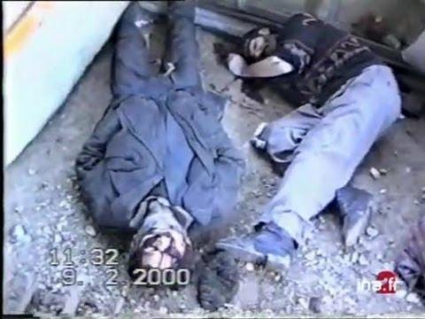 Massacre quartier Grozny