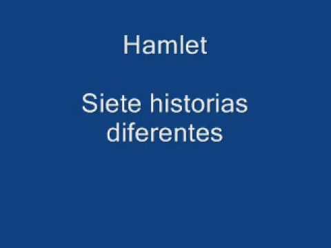 Hamlet - Siete historias diferentes