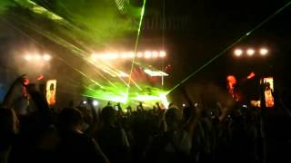 Faithless - Live @ Werchter Classic (04/07/2015)