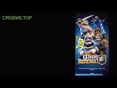 Clash Royale Hack Android and iOS   How to Hack Clash Royale Gems 2017