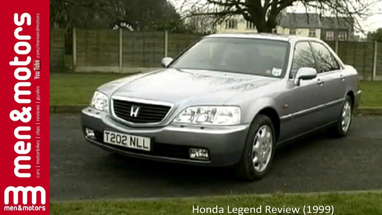 Honda Legend Review 1999