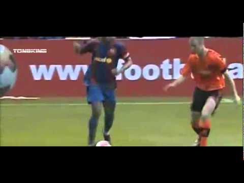 Ronaldinho Gaucho - Incredible Season - Barca 2007-08.flv