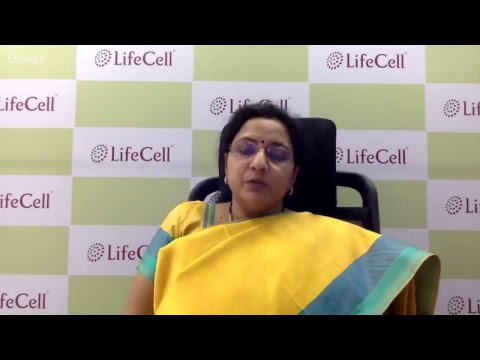 Pregnancy Tips & Baby Care with Dr A Kanimozhi | LifeCell Webinars