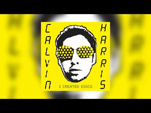 Calvin Harris ~ I Created Disco - Instrumental (CD Rip)