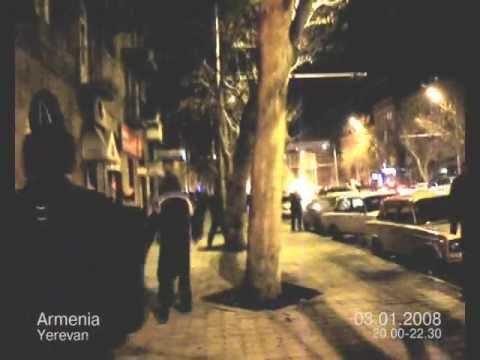 Armenia, 2008, March 1 Events/ 2008թ. մարտի 1-ի դեպքեր