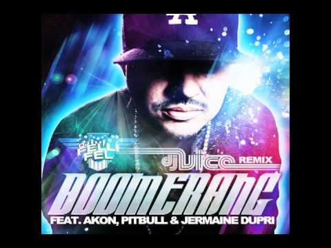 Felli Fel Ft. Akon, Pitbill, & Jermaine Dupri - Boomerang (Vice Remix)