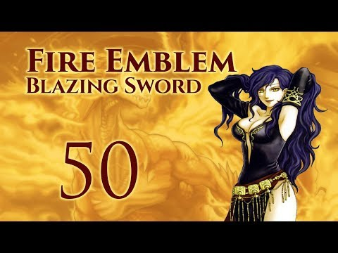 Part 50: Let's Play Fire Emblem 7, Hector Hard Mode Ranked Walkthrough - Chapter 28x