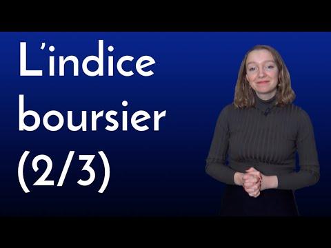 Le b.a.-ba de la bourse : l'Indice boursier (2/3)