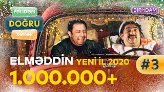 Fəlidən Doğru Xəbər #3 Elməddin Cəfərov (Tam Hissə) 2020