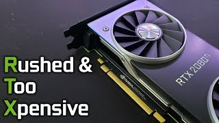 Was RTX Rushed by NVIDIA???