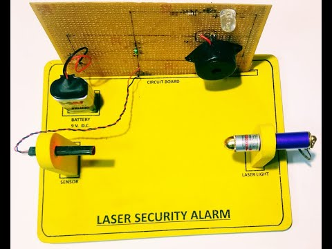 Perimeter Protection With Laser Detectors From Sick S