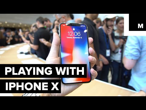 Download Youtube: First impressions of the iPhone X