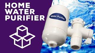 Home Cartridge Ceramic Faucet Tap Water Purifier