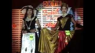 Extravaganza Fashion show : Theme Mexican : DKTE 2K13 Thumbnail