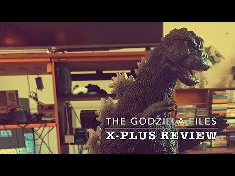 X-Plus 30 CM Godzilla 75 Review