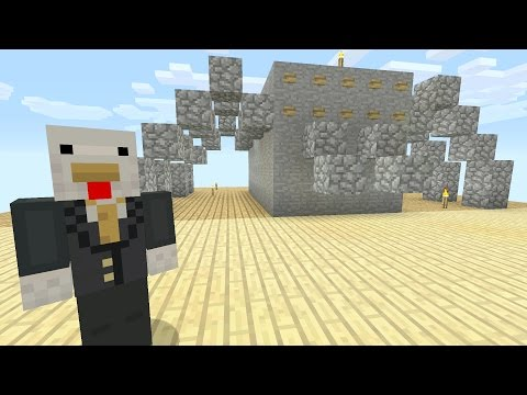 Minecraft Xbox - Sky Den - Toaster With Legs (49)