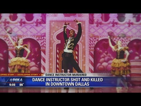 Dallas dance instructor murdered