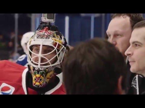 Michael Leighton AHL GoPro