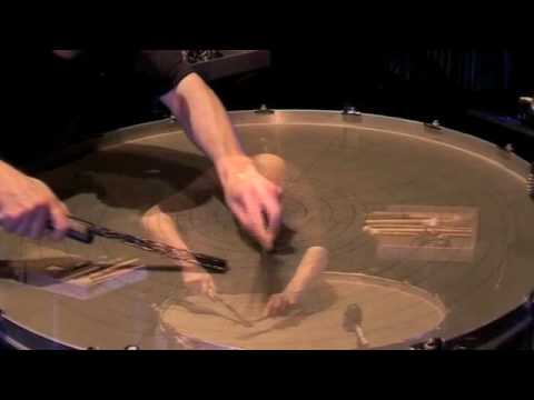 Gran Cassa and the interactive instrument Feed-Drum (Part II)