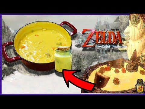Cuccos Kitchen | How To Make Yeto's Supreme Soup | Legend Of Zelda: Twlight Princess