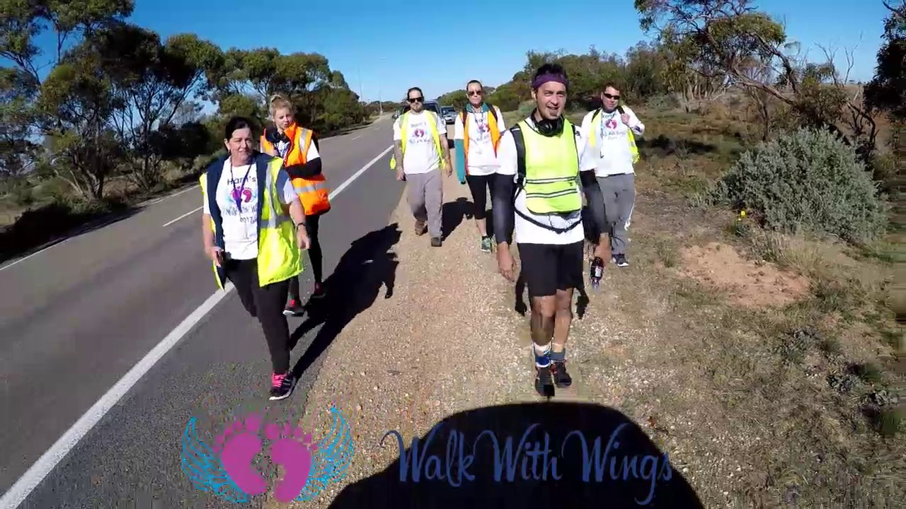 Harris Walk With Wings 2017