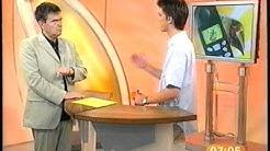 SMS-Rabatt beim SAT1 Frühstücksfernsehen 26.07.2001