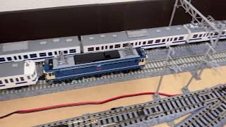 415系の廃車回送