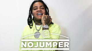 The Young M.A Interview