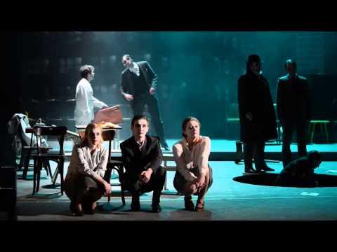 """""""Berlin Alexanderplatz"""" von Alfred Döblin, Theater Baden-Baden (Premiere am 6. März 2015)"""