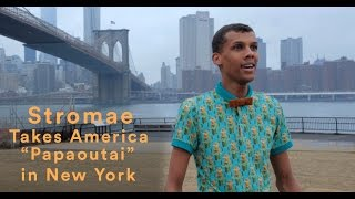 Stromae Takes America 34 Papaoutai 34 In New York City