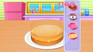 Cooking In The Kitchen | Best Cooking Games for Girls - Fun Cooking Cake Kids