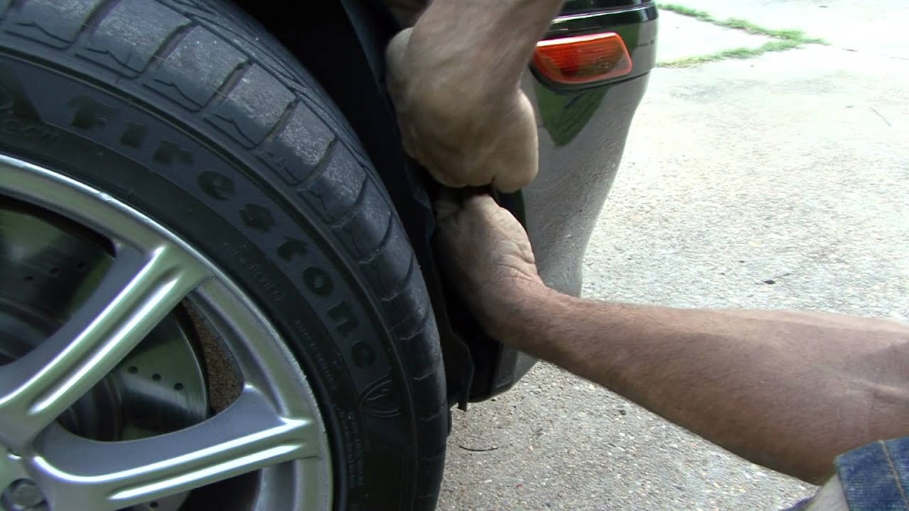 Mercedes 350 Slk Marker Bulb Replacement Youtube
