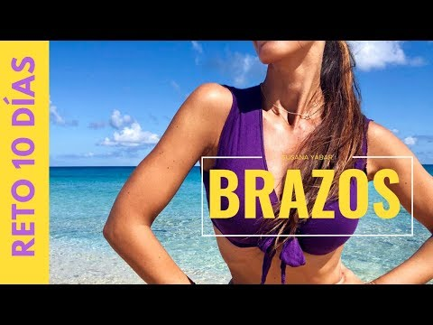Reto Adelgazar Brazos | Ejercicios para Tonificar Biceps, Triceps 8 Minutos