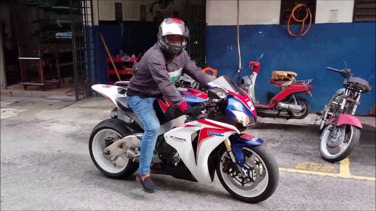 Honda Cbr1000rr Bazzaz Zfi Dyno Tuning Motodynamics Technology