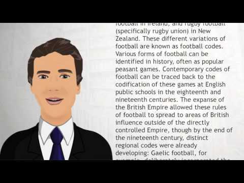 Football - Wiki Videos