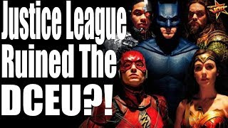 Did The Justice League Movie Kill The DCEU? | Gentleman News Rant