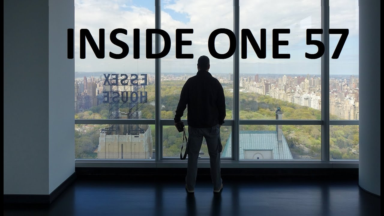 Inside One 57 Apartment Youtube