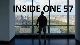 Inside One 57 apartment