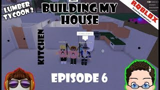 Roblox - Lumber Tycoon 2 - Kitchen Time :D Bedroom done!