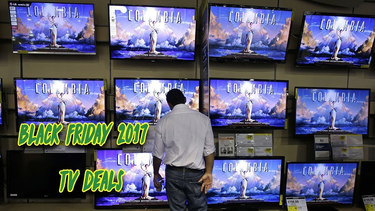 black friday 2017 best 4k tv doorbusters deals youtube. Black Bedroom Furniture Sets. Home Design Ideas