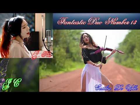 """Fantastic DUO # 13 - J.Fla & Caitlin De Ville """"Rockabye"""" (Clean Bandit ft. Sean Paul)"""