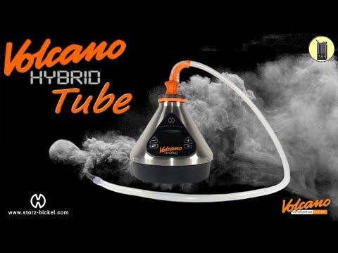 Volcano Hybrid & tuyau +Test vapeur, Vaporisateur Storz & Bickel, Tutoriel
