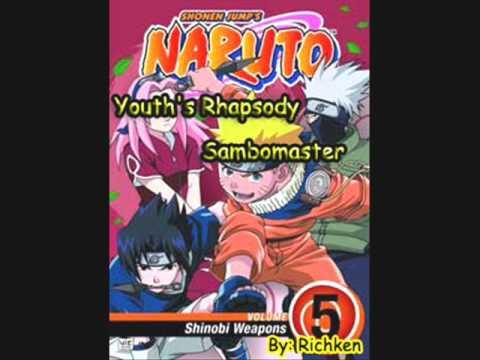 Naruto Opening Song Season 5