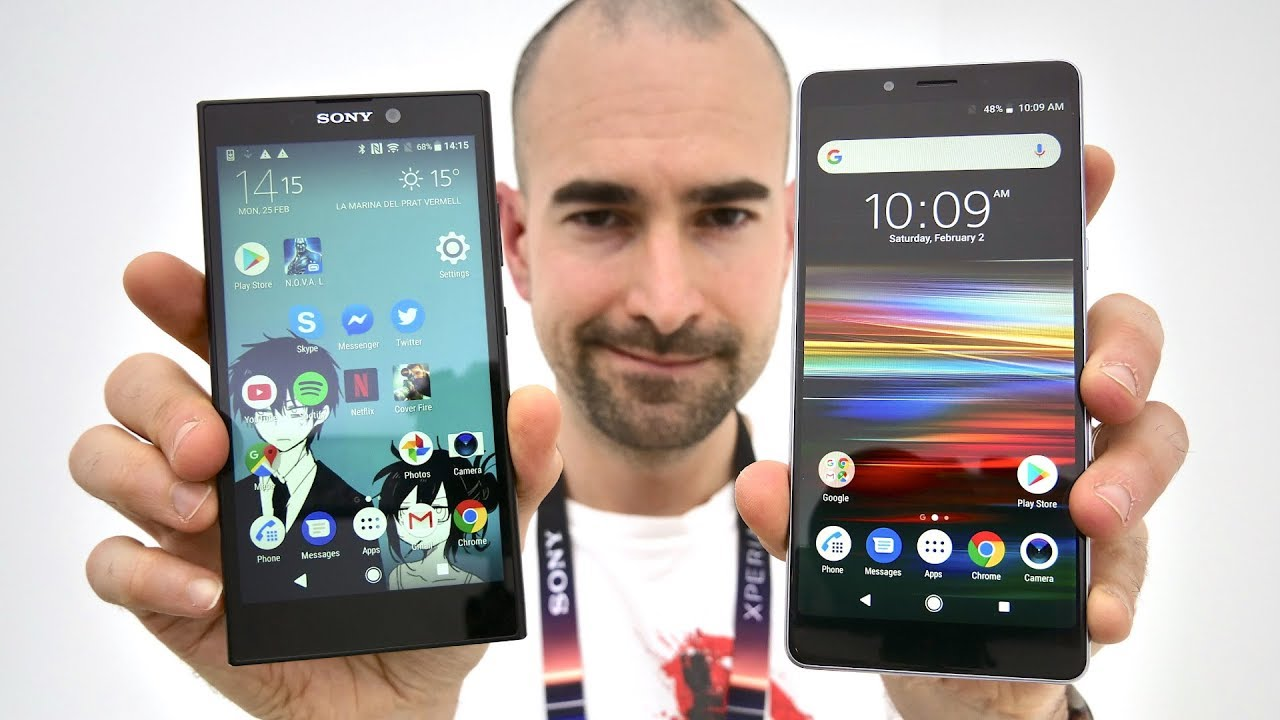 Compare Sony Xperia L3 and L2 - Do I need to update?