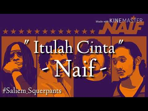 Naif - Itulah Cinta (Lirik)