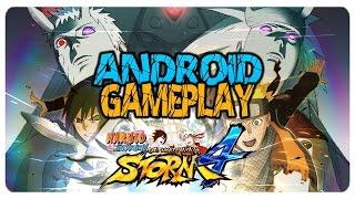 descargar naruto shippuden ultimate ninja storm 4 para android