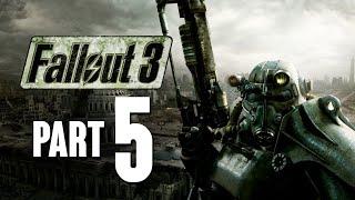 Прохождение Fallout 3. Серия №5. Болотники и Муравьишки!