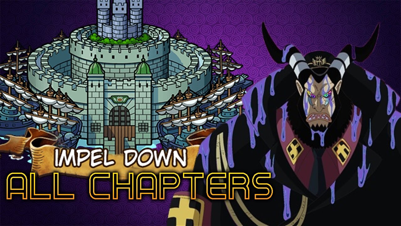 OPTC Global Impel Down (All Chapters) - YouTube